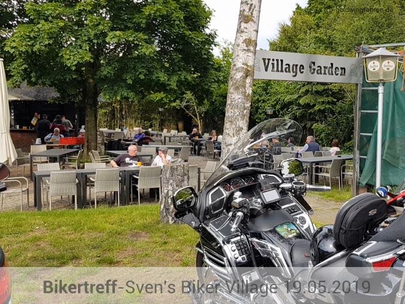 Bikertreff – Sven's Biker Village in Borken Marbeck