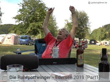 Die Ruhrpottwinger auf dem GWCD Treffen Edersee 2019 (Part 1)