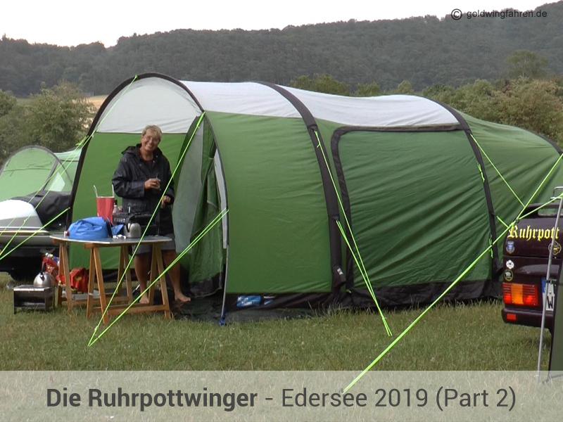 Die Ruhrpottwinger auf dem GWCD Treffen Edersee 2019 (Part 2)
