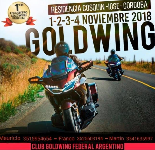 internationales goldwingtreffen 2020 in cordoba argentinien