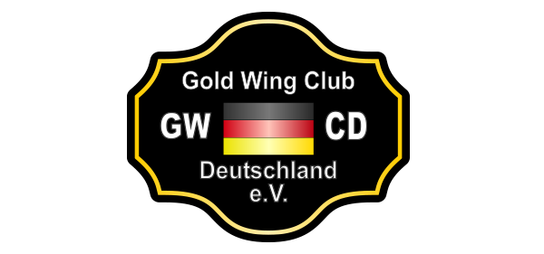 logo gwcd gold wing club deutschland