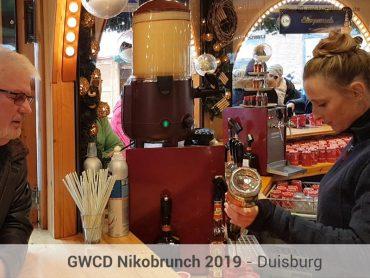 GWCD Nikobrunch 2019 in Duisburg