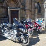 motorradgottesdienst un wattenscheid organisiert durch ruhrpottwinger Juli 2018